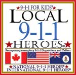 9-1-1 For Kids Local 9-1-1 Heroes